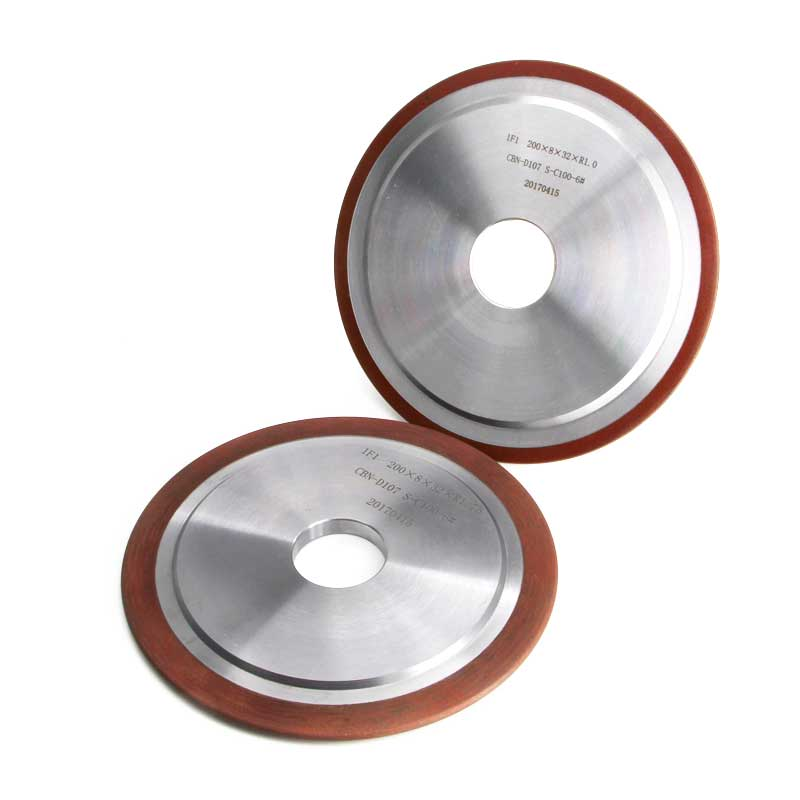 CBN grinding wheels for HSS circular saw