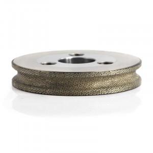 rotary dresser grinding wheel