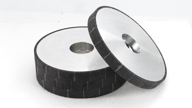 1A1 Vitrified CBN grinding wheels