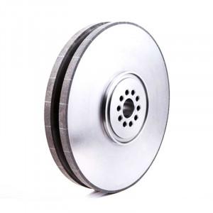 Crankshaft and camshaft grinding wheels