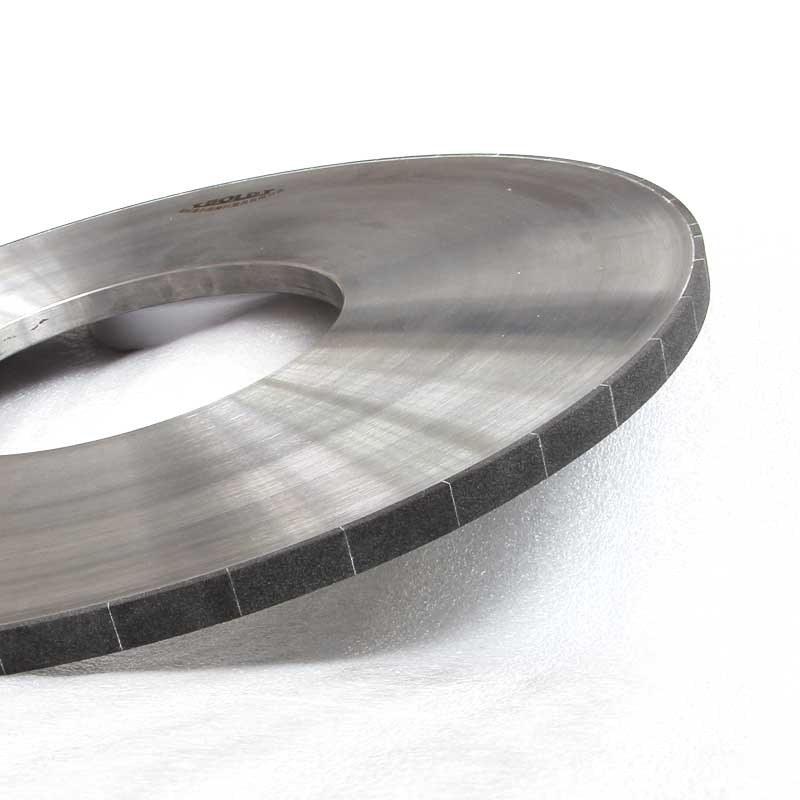 Crankshaft and camshaft grinding wheels