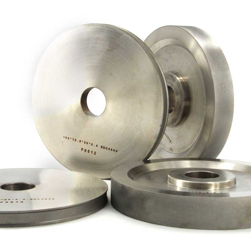 Electroplated diamond CBN grinding wheels