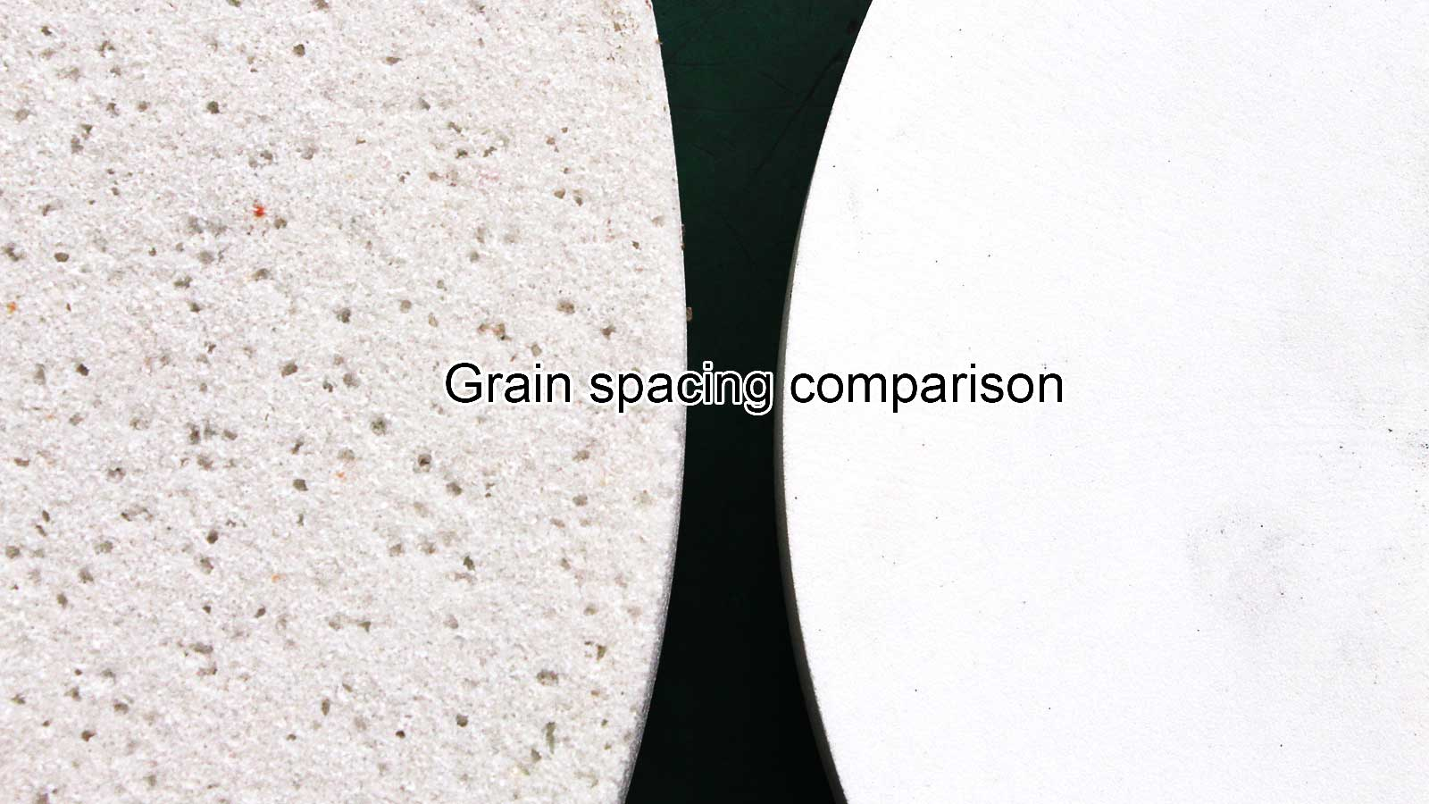 grain space comparison