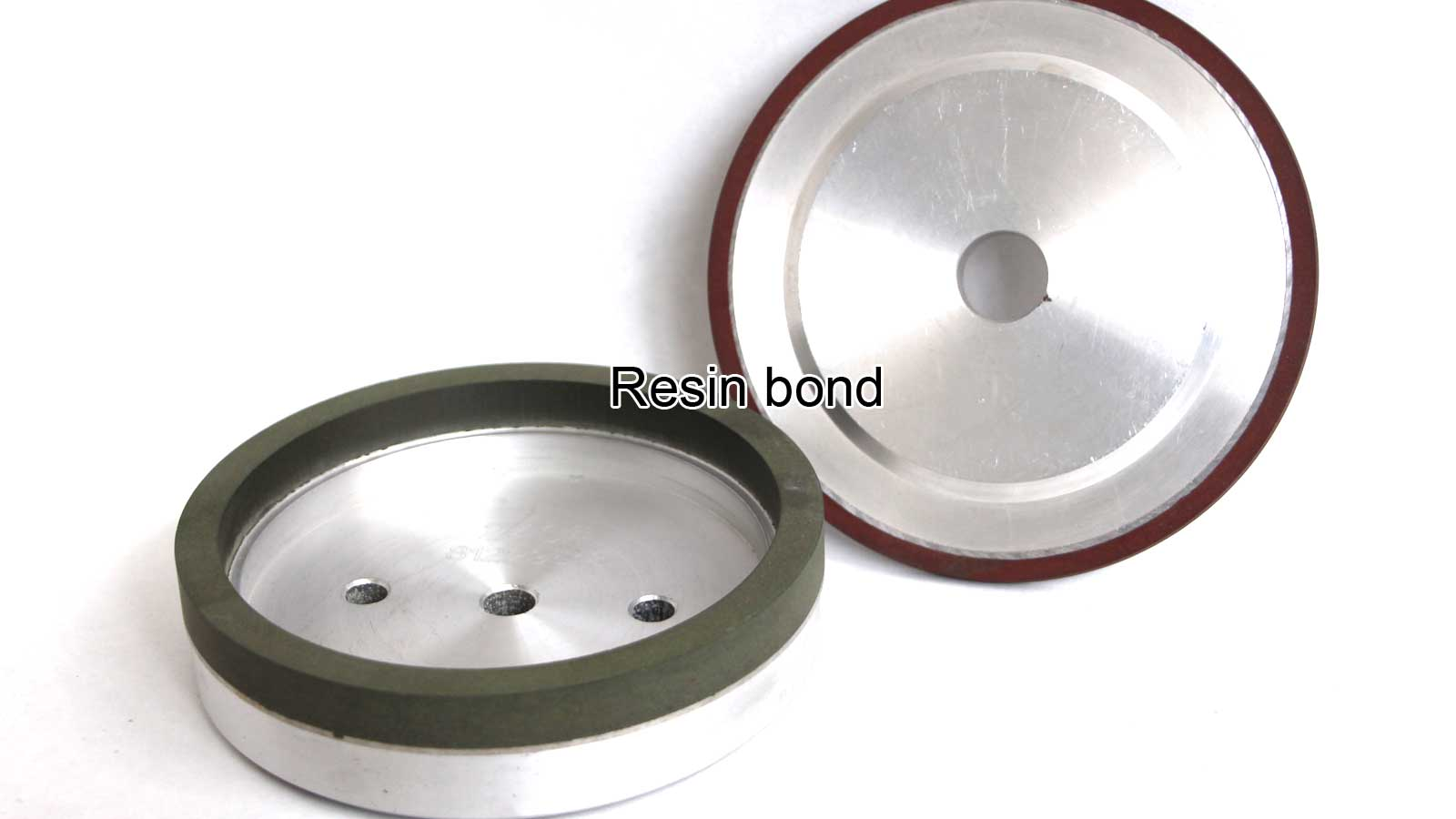 Resin-bond super abrasive wheels