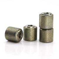 Small diamond coated Cylindrical Grinding Wheels