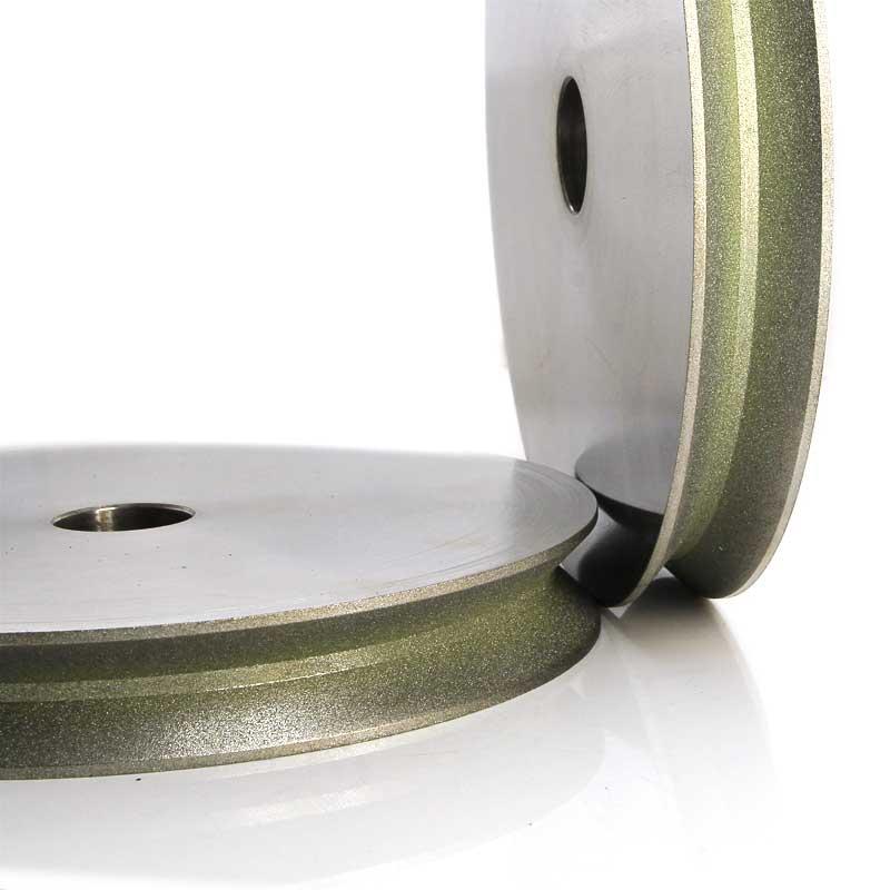 V groove grinding wheels