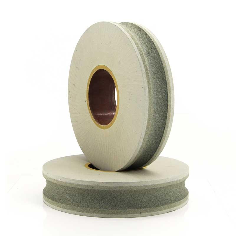 steering shaft abrasive polishing wheels