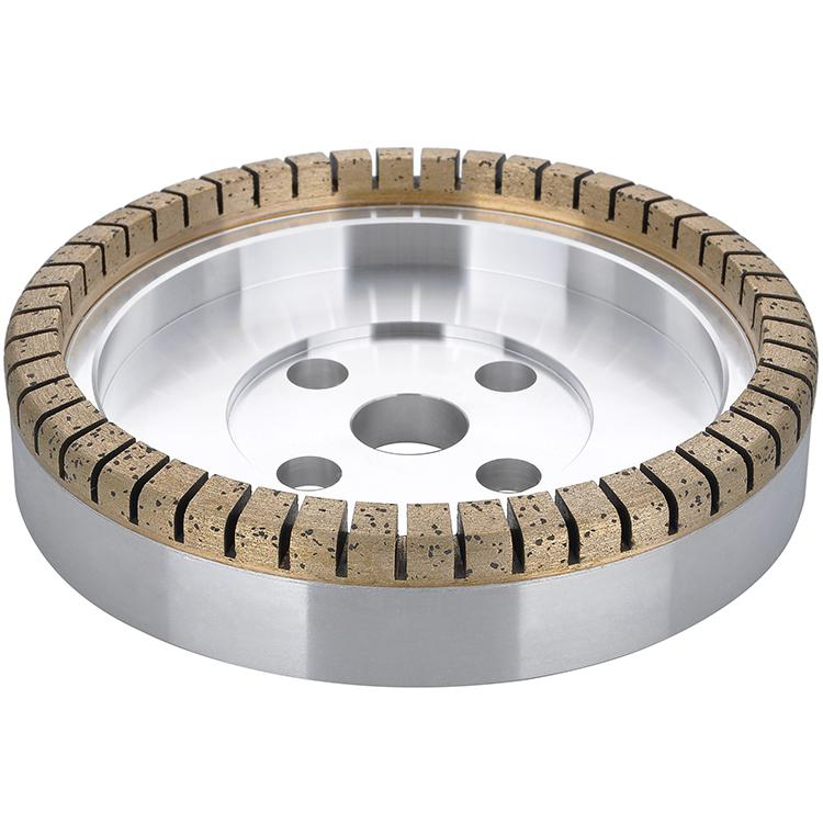 straight cup metal bond diamond grinding wheels