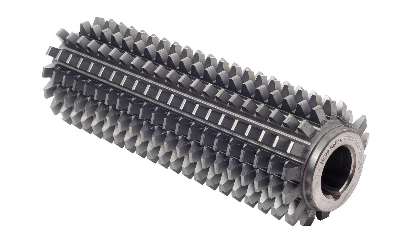 gear hob cutter
