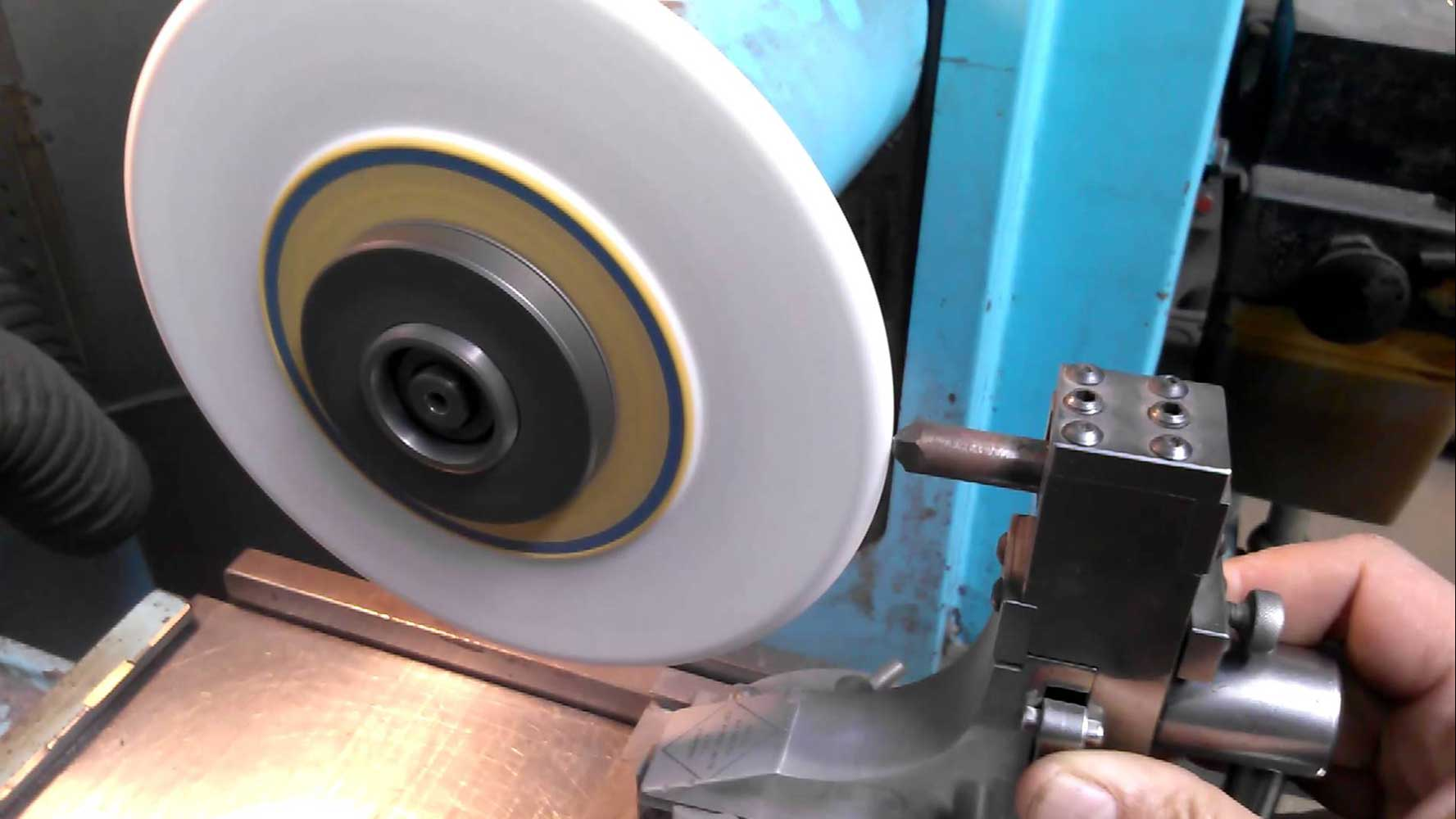 grinding wheel dressing