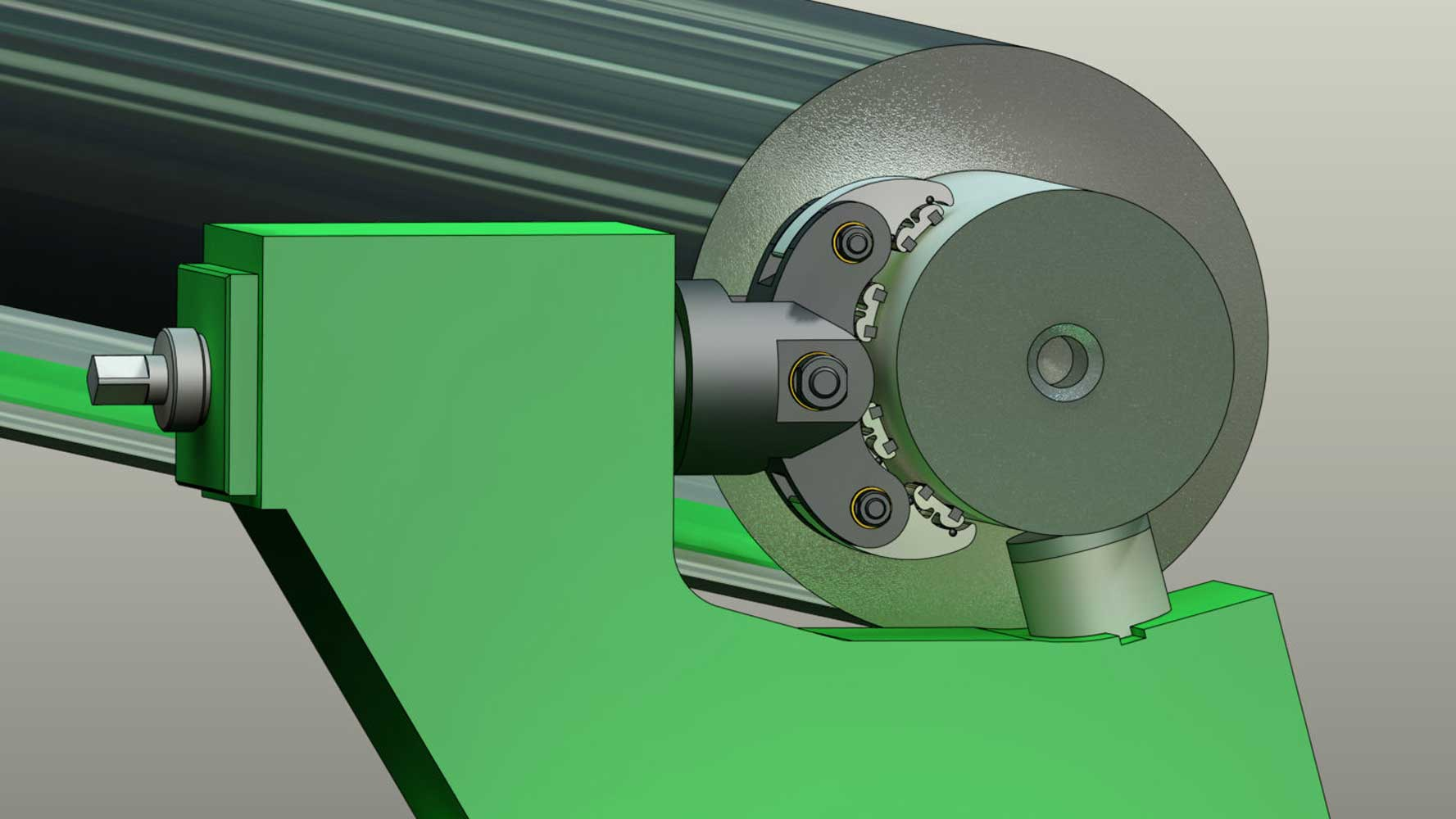 grinding wheel inspection