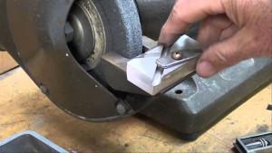 grinding wheel inspection