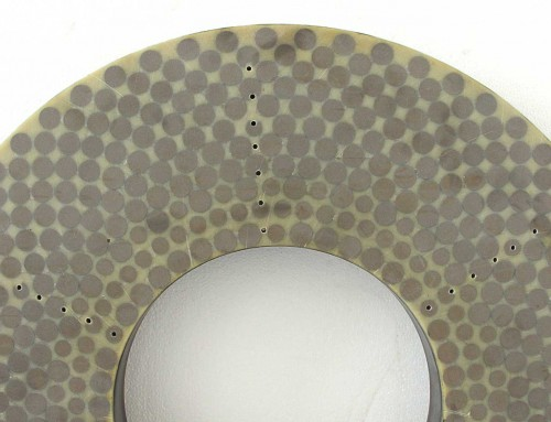 The difference between resin and ceramic grinding wheel
