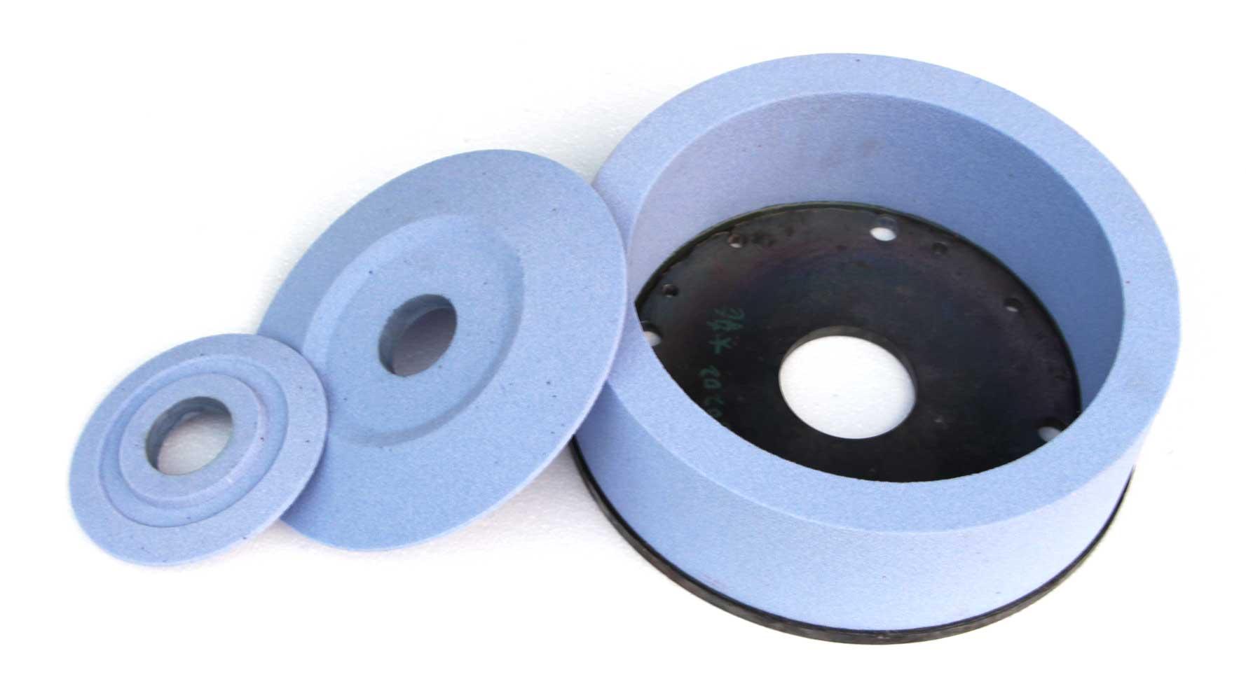 resin and ceramic grinding wheel
