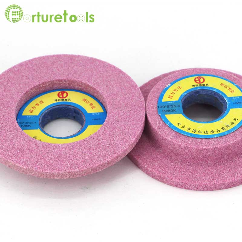 PA grinding wheel for punch machine