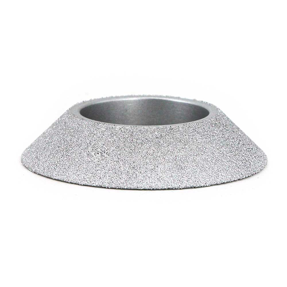 45 degree angle grinding wheel of brazed diamond