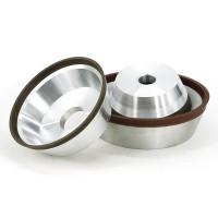 Diamond flaring cup grinding wheel