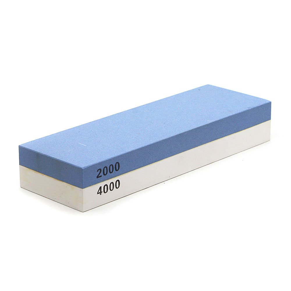 Double side sharpening stone grit 2000 and 4000