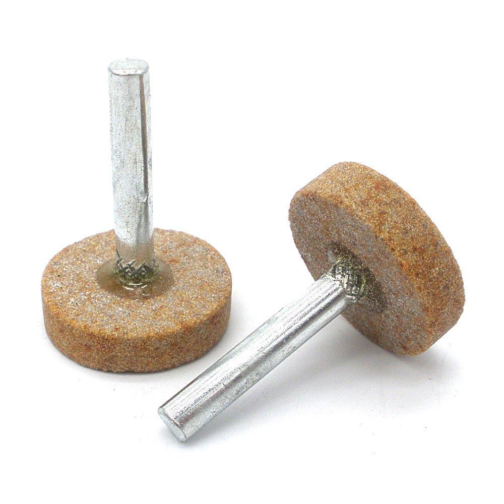 T shape single crystal aluminum oxide mounted point