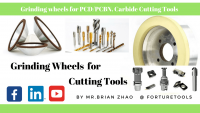 Grinding Wheels for Cutting Tool Industry