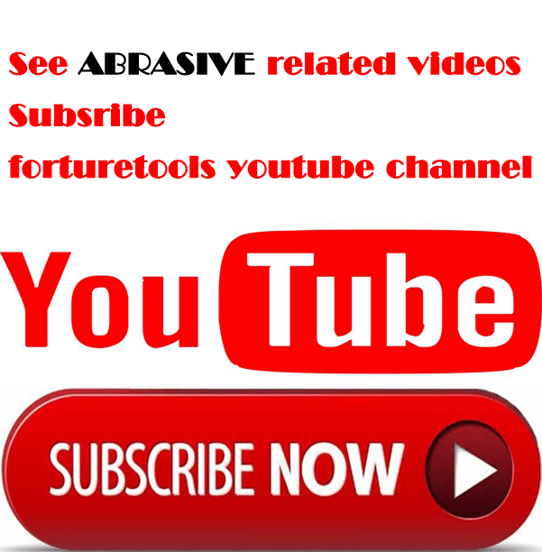 Subscribe forturetools youtube channel