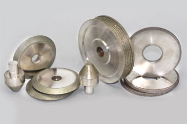 Electroplated grinding wheel