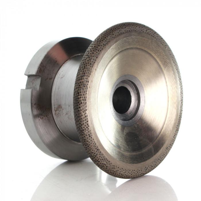 Sintered diamond rotary dresser