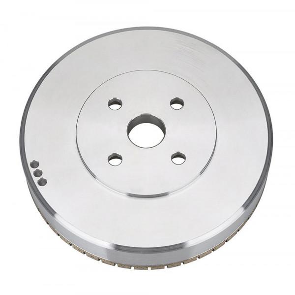 Full segmented diamond grinding wheel
