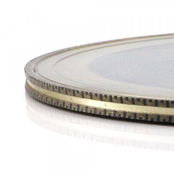 Inner plating Diamond rotary dresser