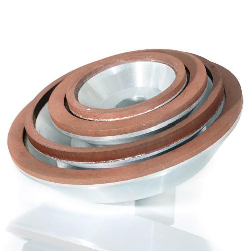 12A2 resin bond diamond grinding wheel for carbide