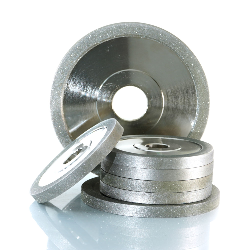 1A1 Electroplated diamond grinding wheel