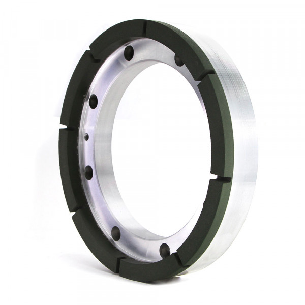 Diamond grinding wheel for silicon wafer