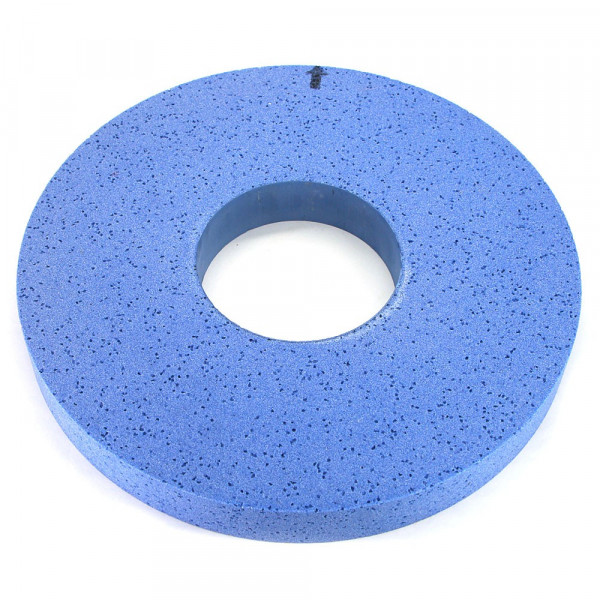 Flat shape SG grinding wheel with high porosity