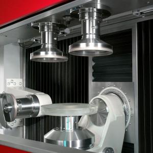 Optical Glass Aspherical Grinding Milling Center