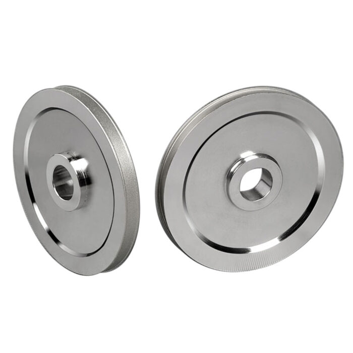 Optical glass diamond grinding wheel