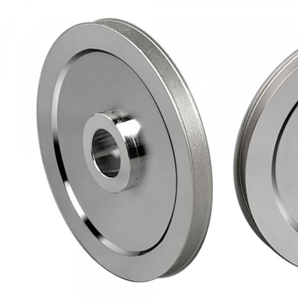 Optical glass diamond grinding wheel