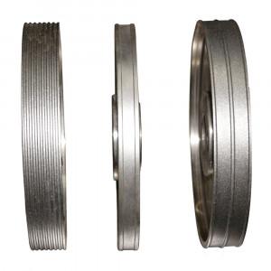 Optical glass multi groove diamond griniding wheel