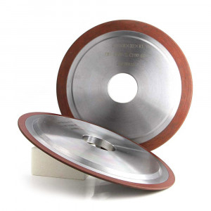 Resin bond CBN grinding wheel for HSS sharpening