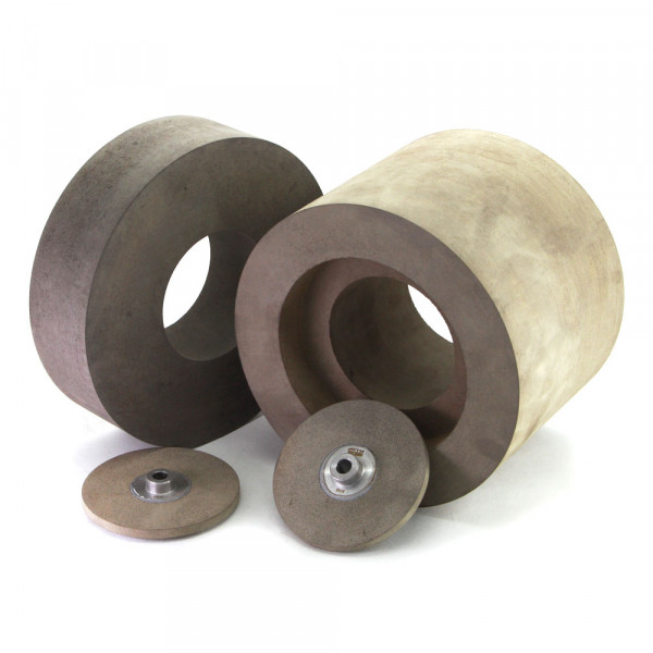 Rubber Control Wheel and grinding wheel