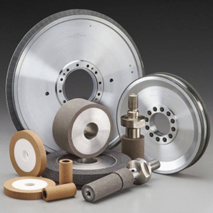 Vitrified CBN Grinding wheels