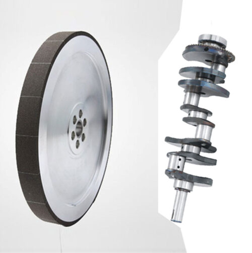 Vitrified CBN Grinding wheels for camshaft and crankshaft