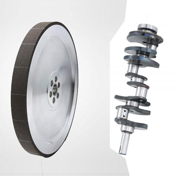 Vitrified CBN Grinding wheels for camshaft and crankshaft