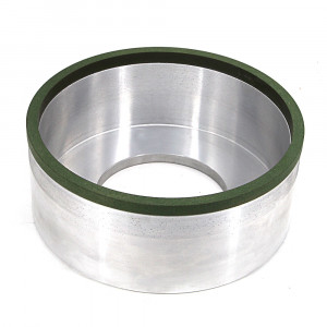 6A2 straight cup top grinding wheel