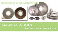 Super abrasives diamond and CBN grinding wheels