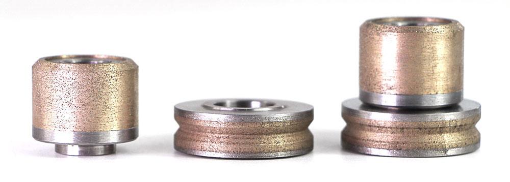 Long service life good sharpness grinding wheel