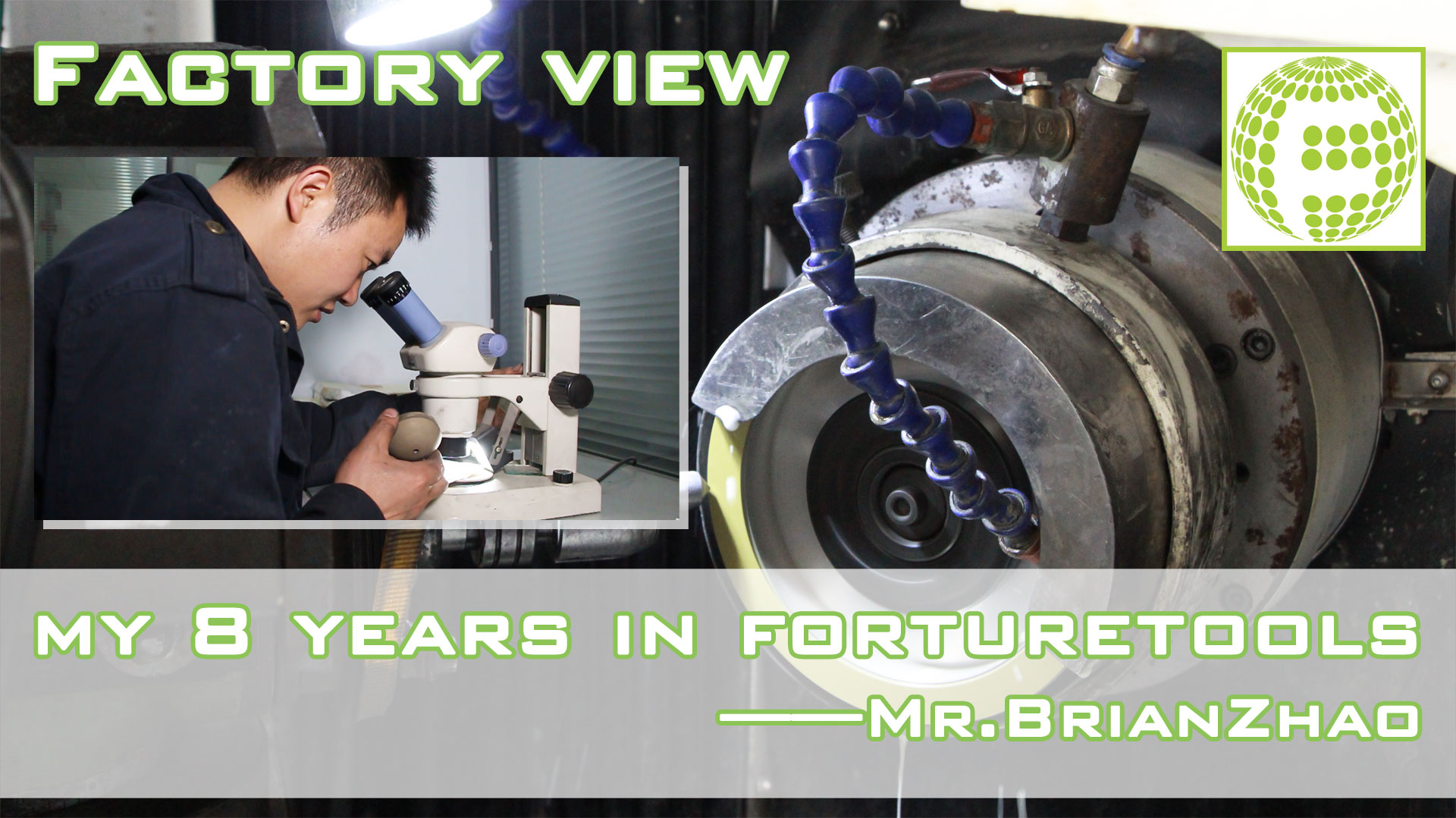 Mr.BrianZhao's Vlog, my 8 years in abrasive industry