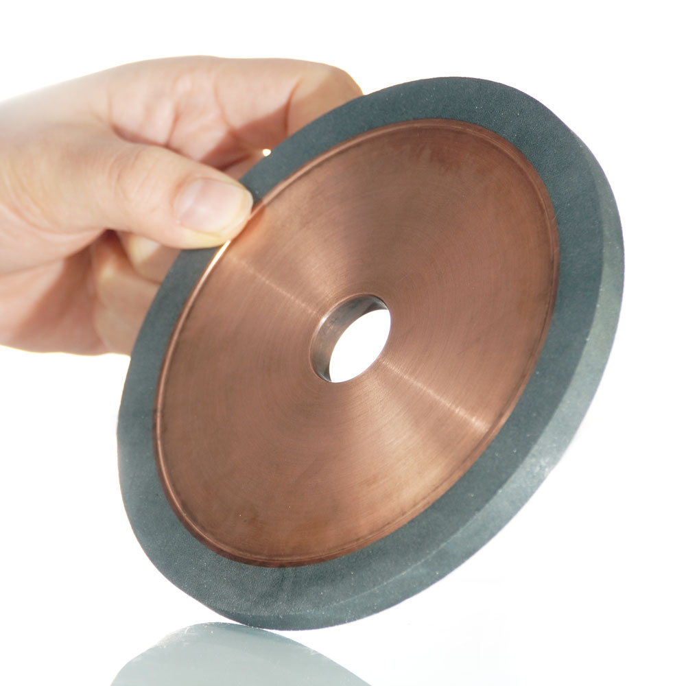 1A1 Hybrid grinding wheel for tungsten carbide forturetools