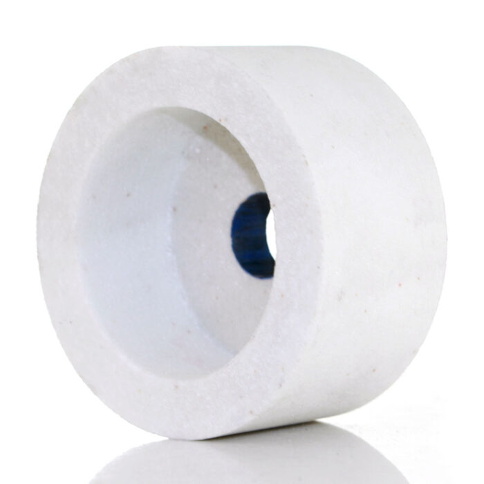 white aluminum oxide cup grinding wheel