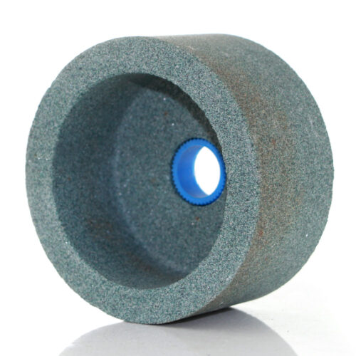 Silicon carbide cup grinding wheel