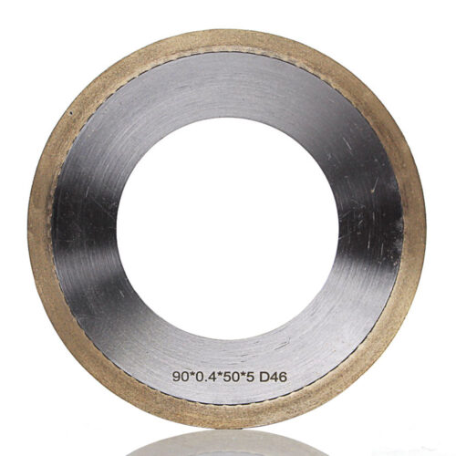 Super thin diamond cut off wheel